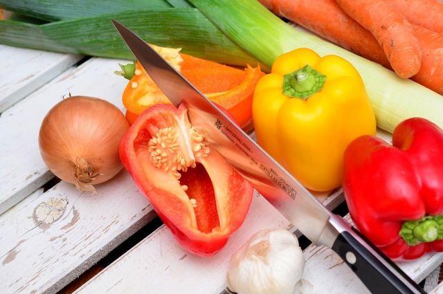 Омичи смогут попробовать живые продукты.