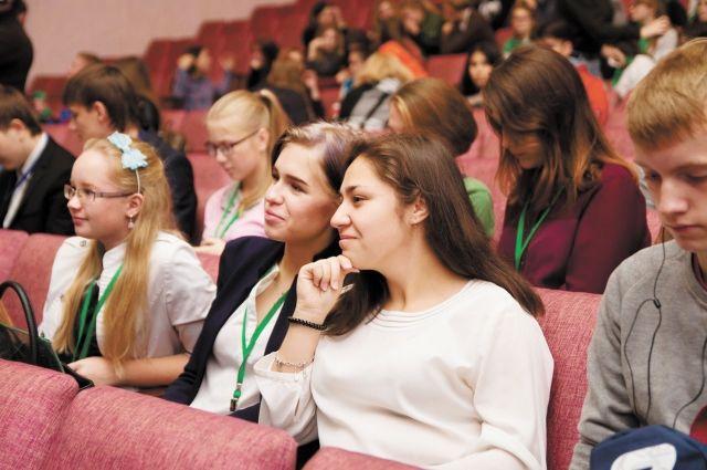 Как всегда, программа форума получилась насыщенной: студенты защищали бизнес-проекты, общались с экспертами, участвовали в тимбилдинге и мозговом штурме.