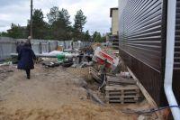 В Печоре жильцы сданных домов для переселенцев из аварийного и ветхого жилья жалуются на слабое напряжение в сети, перебои с электричеством, отсутствие вытяжки и плесень.