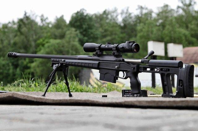 Снайперская ружьё Т-5000 «Точность» принята навооружение ФСБ, ФСО иРосгвардии