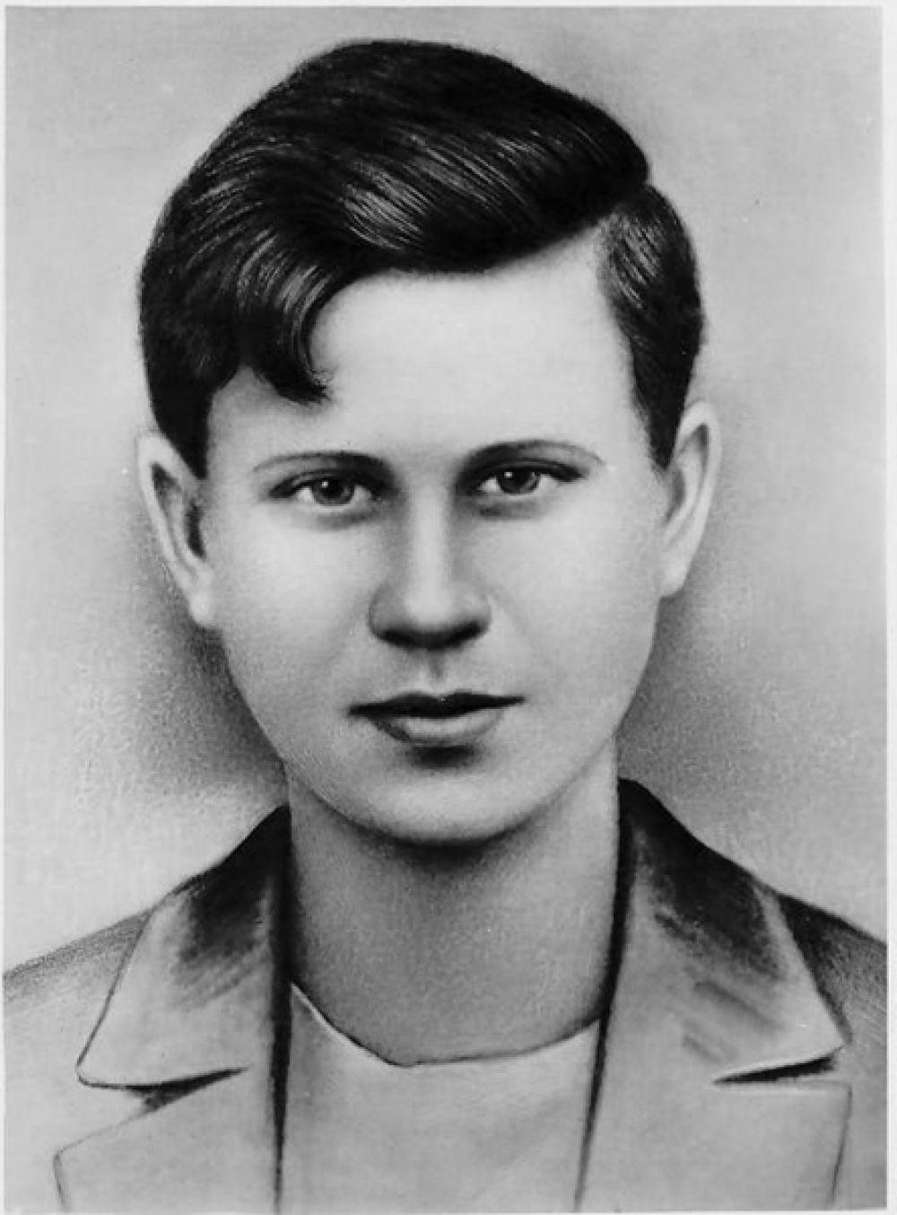 Командир боевой группы Сергей Тюленин.