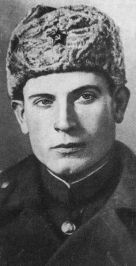 Командир и начальник боевого штаба «Молодой гвардии» Иван Туркенич.