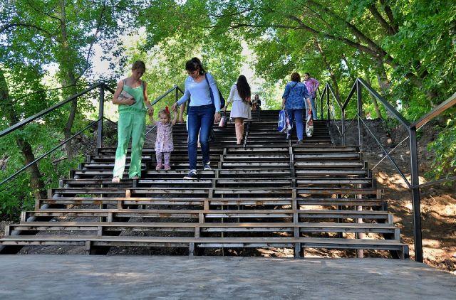 Наоткрытии сквера имени Рылеева заблагоустройство наградят воронежских активистов