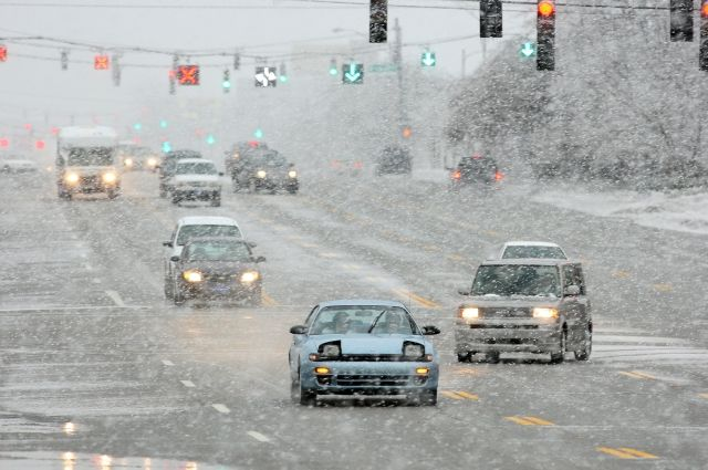 «Антидождь» и «незамерзайка» улучшат видимость на дороге в непогоду.