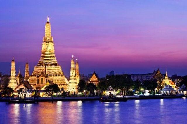 Самый популярный город для туристов