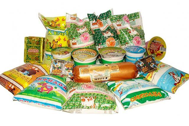 Продуктовая палитра сельхозкооператива разнообразна.