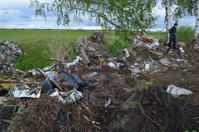 За несвоевременный вывоз мусора лагерь заплатит крупный штраф