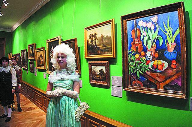 Экспонаты Эрмитажа привозят в Приморье не в первый раз.