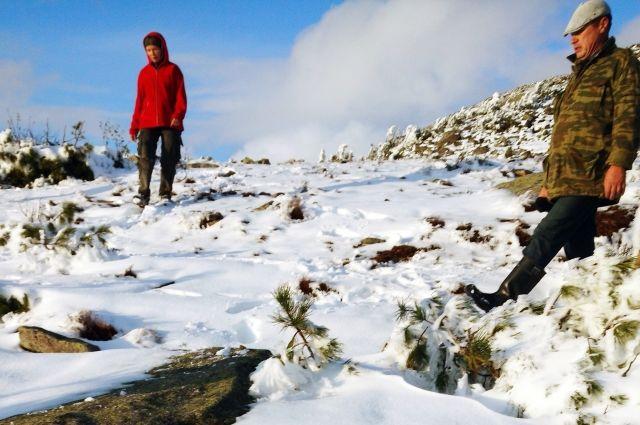 ВХакасии введён режимЧС из-за снегопада