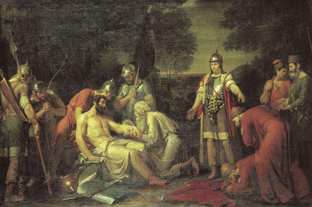 Княжна Дарья Ростовская принимала участие в Куликовской битве в 1380 году, переодетая в мужское платье. Согласно летописям, накануне великий князь Дмитрий Иванович объезжал полки, она назвалась ему сыном князя Ивана Ростовского Димитрием.