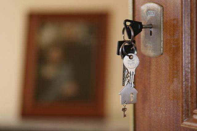 Цены на недвижимость в последнее время не растут.