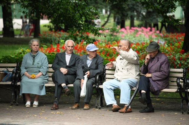 Средняя длительность жизни русских мужчин увеличилась нагод