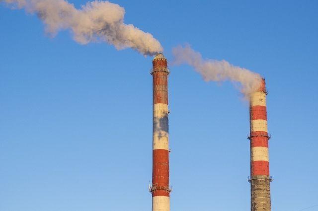 Почему на ТЭЦ появился черный дым, объяснили тюменцам