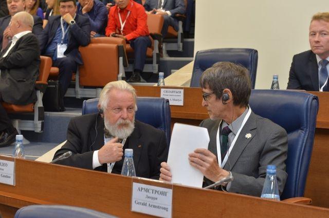 В Салехарде продолжает работу международная научно-практическую конференцию