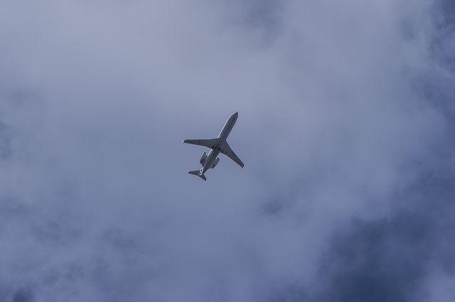 Лайнер поднялся в воздух 28 сентября в 16:10.