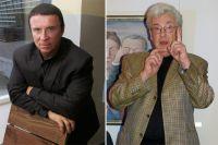Анатолий Кашпировский и Алан Чумак.