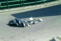 В Киеве сбили старушку-пешехода
