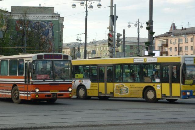 Из-за изменения маршрута увеличится длина пути транспортного средства.
