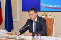 Губернатор Ямала встретился с главами муниципалитетов округа