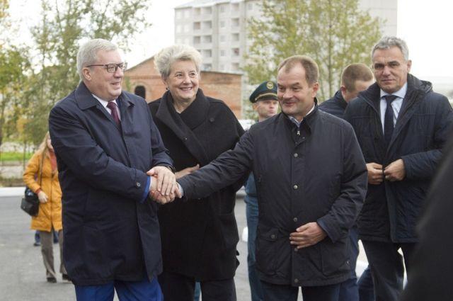 Спикера Заксобрания Усса назвали новым кандидатом вгубернаторы: оннаходится в столице России