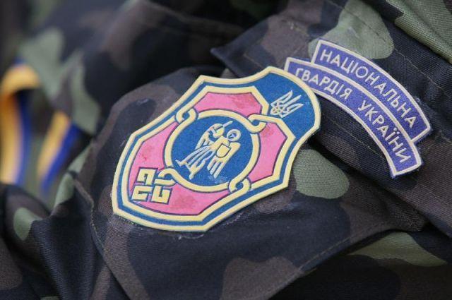 ВОдессе трое злоумышленников ранили ножом солдата Нацгвардии