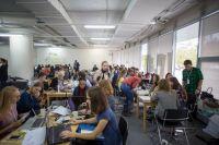 Урок Школы главного архитектора в Ельцин центре