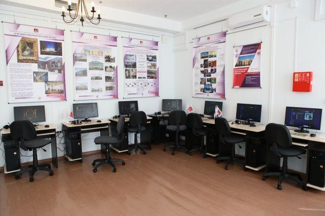 Открытие виртуального филиала Русского музея стало возможным благодаря соглашению о сотрудничестве.