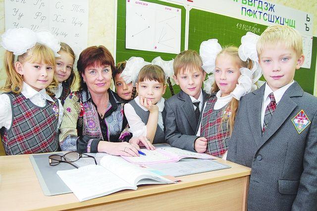 В Омске реконструируют и отремонтируют школы.