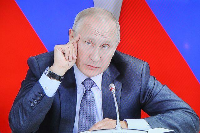 Сделаны условия для предотвращения братоубийственной войны вСирии— Путин