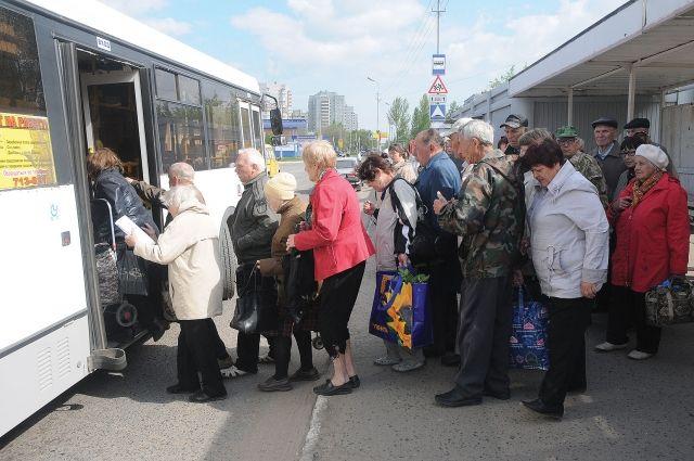 Садоводческие маршруты будут работать до 15 октября в Иркутске.