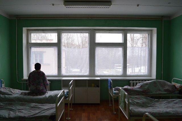 Трое пациентов убежали изпсихоневрологического интерната в северной столице