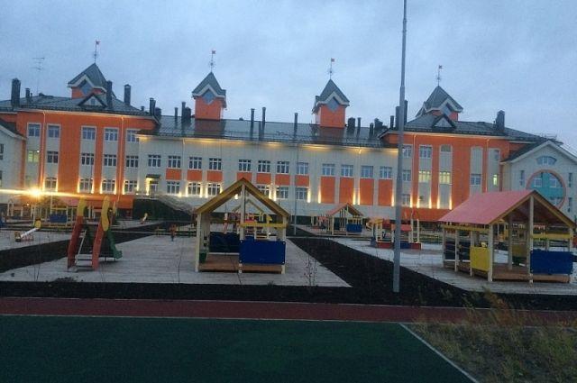 В Лабытнангах в новом детском саду