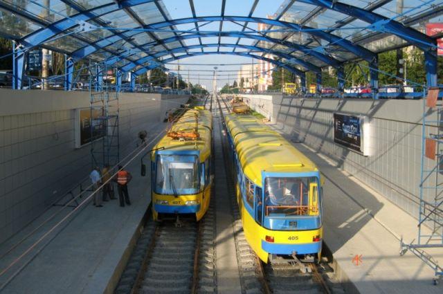 Кличко: Польская фирма планирует производить вКиеве трамваи