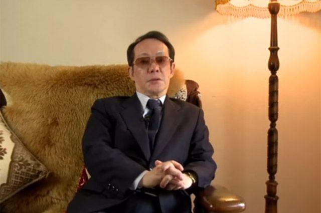 Иссей Сагава.