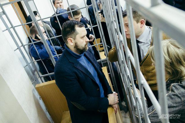 Зампредправления ТФБ Вадима Мерзлякова отпустили под домашний арест