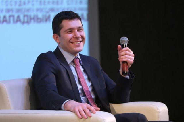 Антон Алиханов официально стал губернатором Калининградской области.