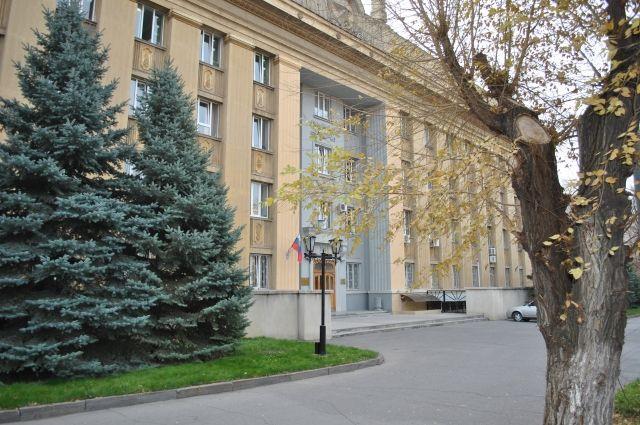 ВВолгоградской области создано спецподразделение по изучению правонарушений вдолевом строительстве
