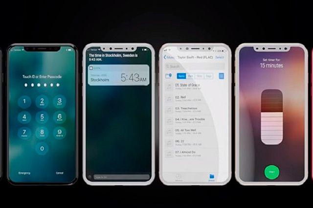 Зафиксирован случай «вздутия» iPhone8 Plus вовремя зарядки