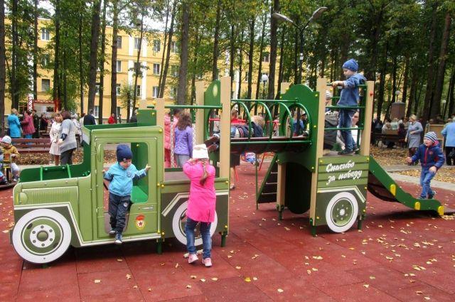 Чем можно заразиться на детской площадке?