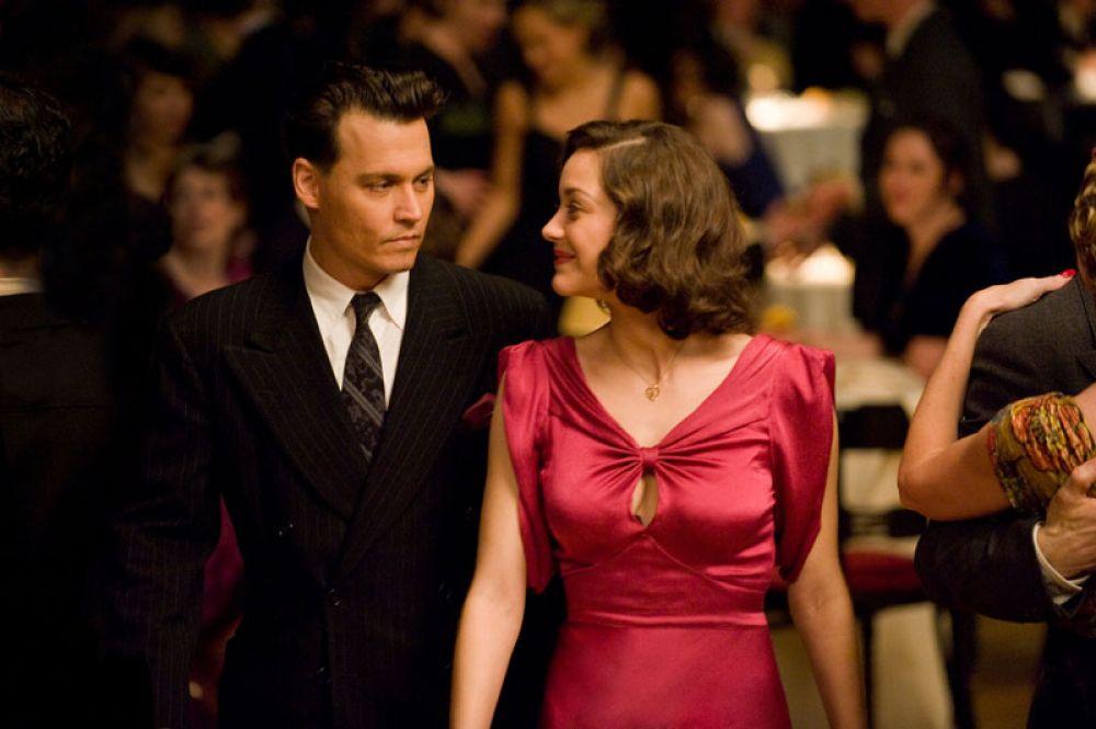 В 2009 году появилась на экране в фильме «Джонни Д» о грабителе банков Джоне Диллинджере, роль которого исполнил Джонни Депп.
