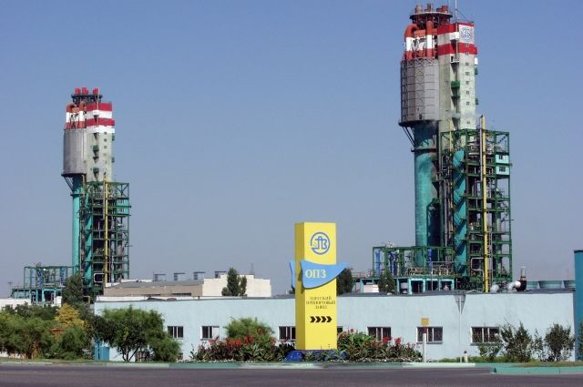ВФГИ назвали сроки продажи Одесского припортового завода