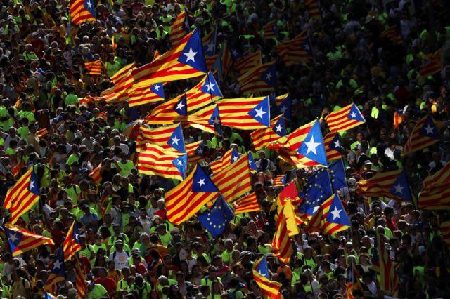 Референдум вКаталонии противоречит законам ЕС— руководитель Европарламента