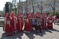 В Ялуторовске проходят мероприятия, приуроченные ко Дню пожилых людей