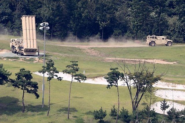 Первые учения ПВО ближнего действия провели США иЮжная Корея