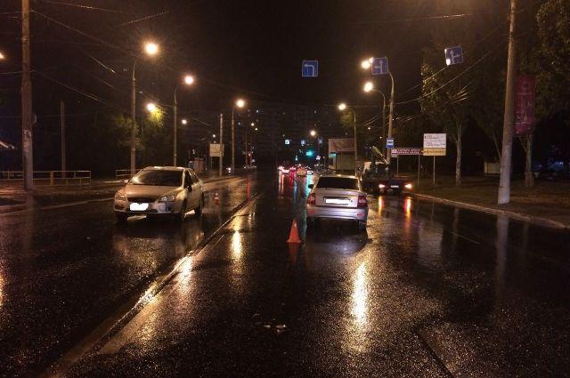 ВСамаре вДТП напроспекте Кирова погибли пешеход и шофёр
