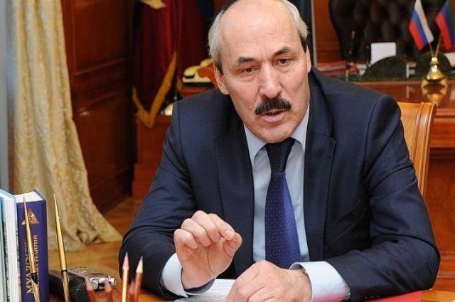 Рашид Салахбеков посмертно награжден Орденом Республики Тыва