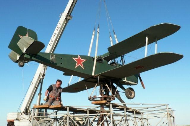 С заслуженным летчиком-испытателем СССР встретились викуловские школьники