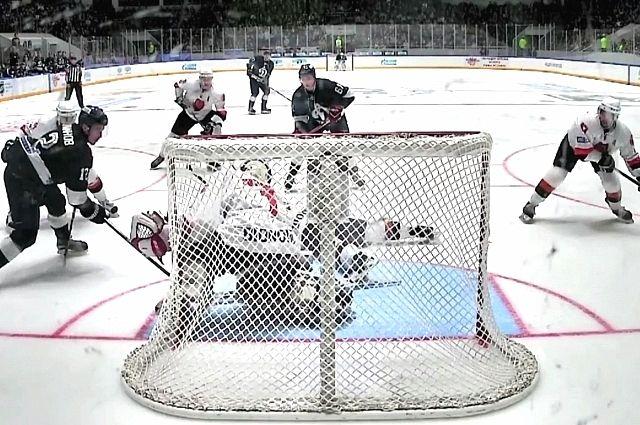 Пермские хоккеисты завершили очередную выездную серию.