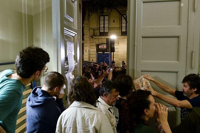 ВКаталонии начался референдум онезависимости