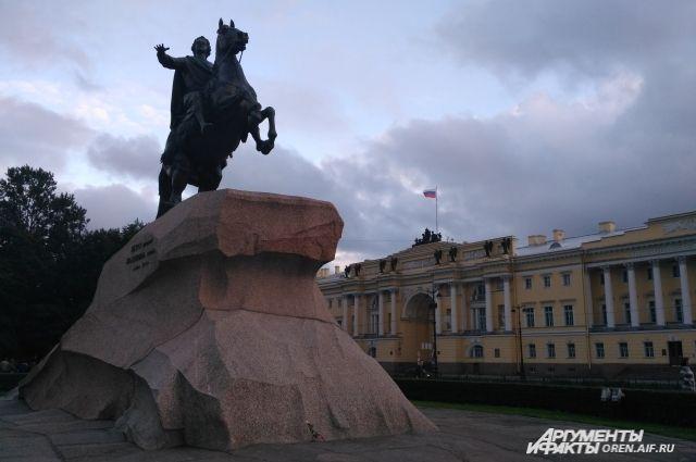 Петербург признан ведущим туристическим городом Европы